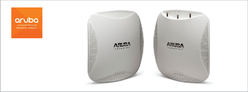 Aruba Wireles banner