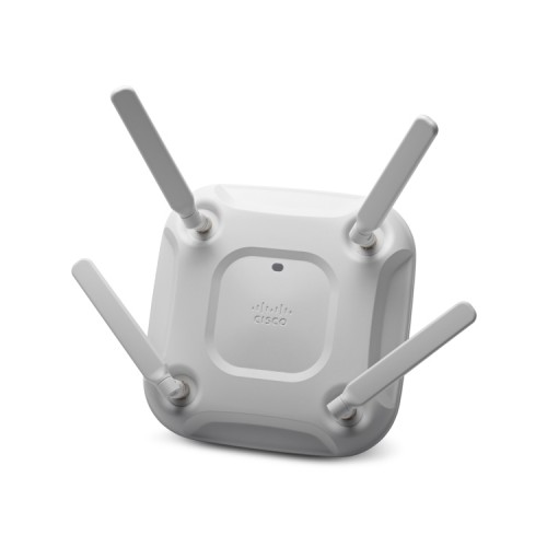 [AIR-CAP3702E-E-K9] ราคา ขาย จำหน่าย Cisco 802.11ac Ctrlr AP 4x4:3SS w/CleanAir; Ext Ant; E Reg Domain