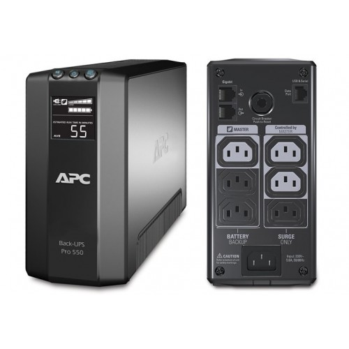 [BR1500GI] จำหน่าย APC Power-Saving Back-UPS Pro 1500VA/865W LCD