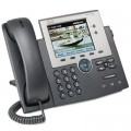 [CP-7945G=] ราคา ขาย จำหน่าย Cisco IP Phone UC Phone 7945, Gig Ethernet, Color, spare