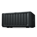 [DS1819+] ราคา ขาย จำหน่าย Synology 8-bay DiskStation (up to 18-bay), Quad Core 2.1 GHz, 4GB RAM (up to 32GB), 10GbE NIC & M.2 SATA SSD support (optional)