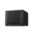 [DS918+] ราคา ขาย จำหน่าย Synology NAS DiskStation 4-bay DiskStation (up to 9-bay), Quad Core 1.5 GHz (turbo to 2.3 GHz), 4GB RAM (up to 8GB)