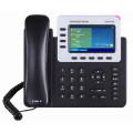 [GXP-2140] ราคา ขาย จำหน่าย Grandstream IP-Phone 4 คู่สาย, Bluetooth, 2 Port Lan, HD Audio, TFT LCD Color, 4-Way Conference, PoE
