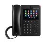 [GXV-3240] ราคา ขาย จำหน่าย Grandstream Video IP-Phone Android, 6 คู่สาย, Build-In Camera, Touch Screen, POE